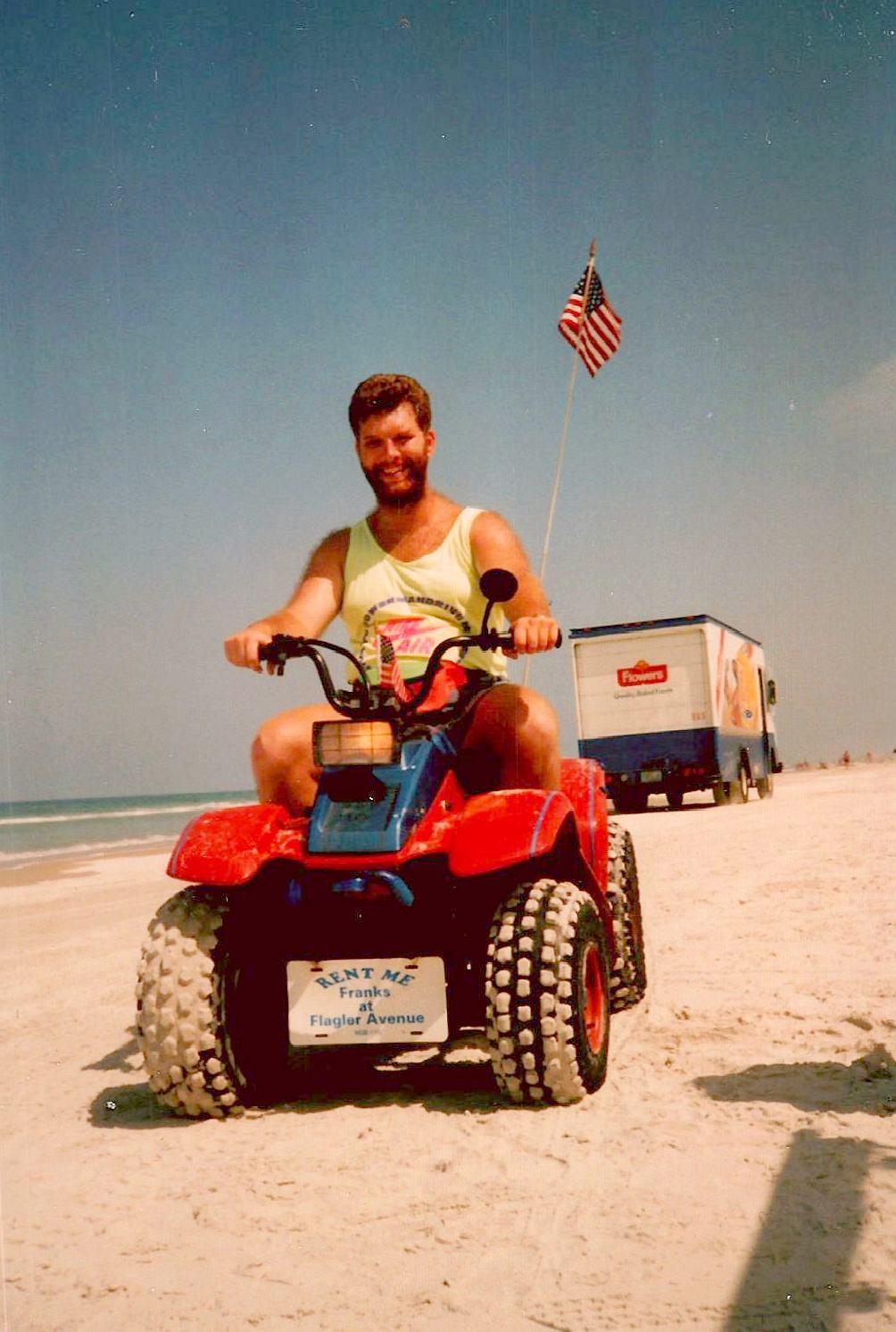 Amerika Urlaub 1996