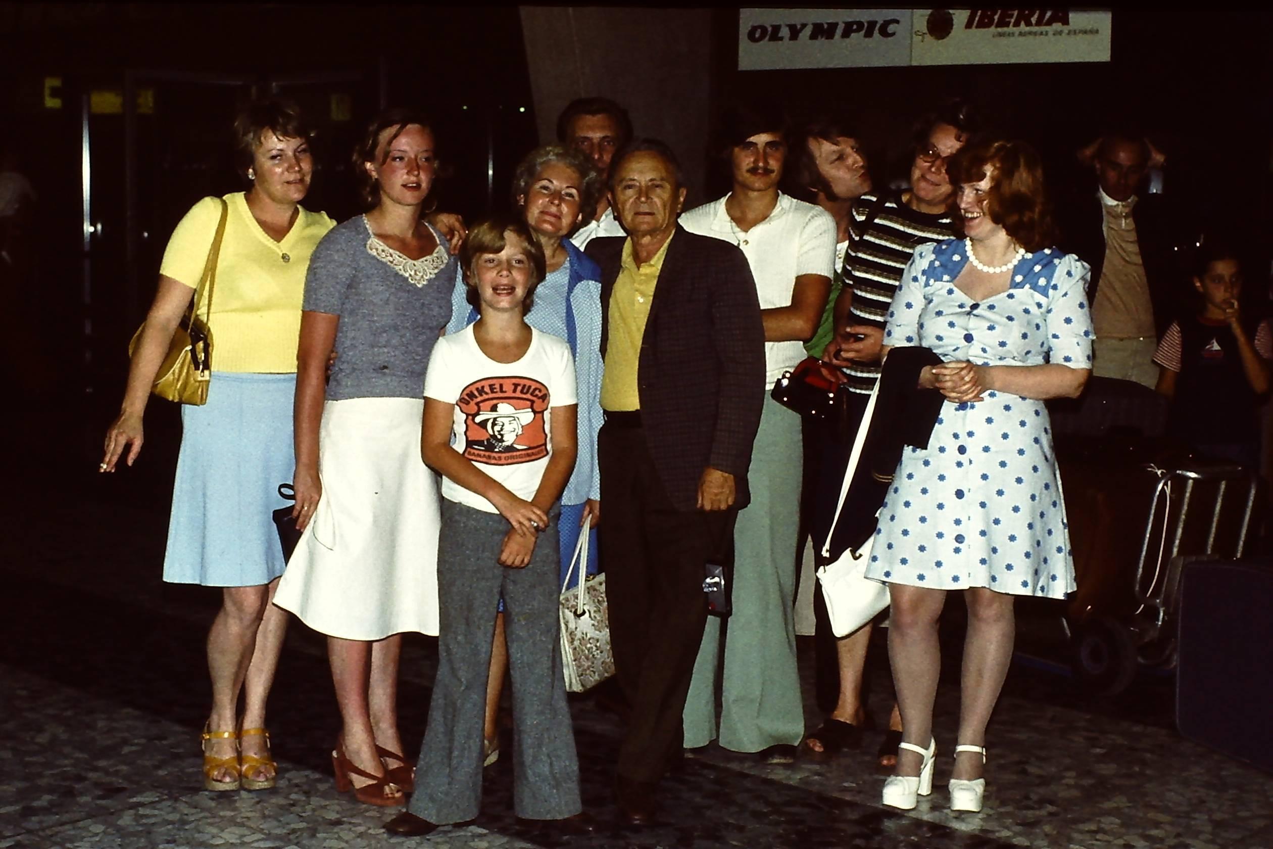 Flughafen 1977