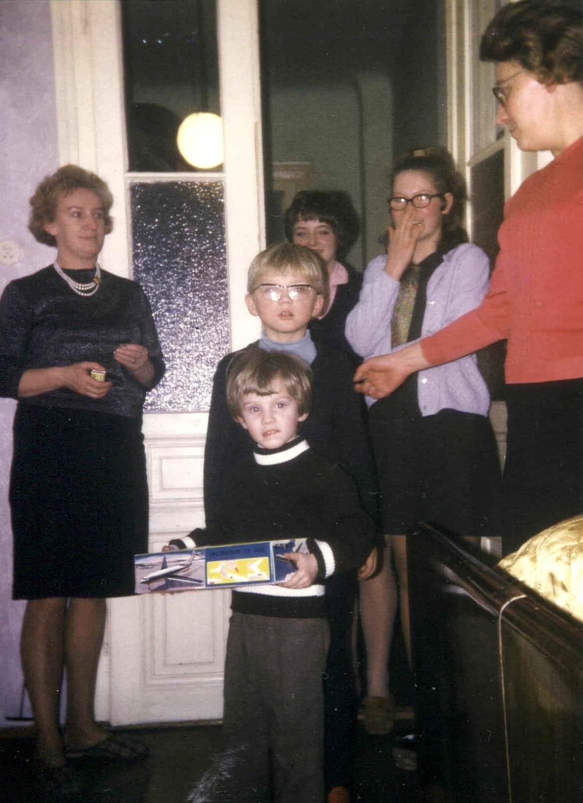 Weihnachten 1969