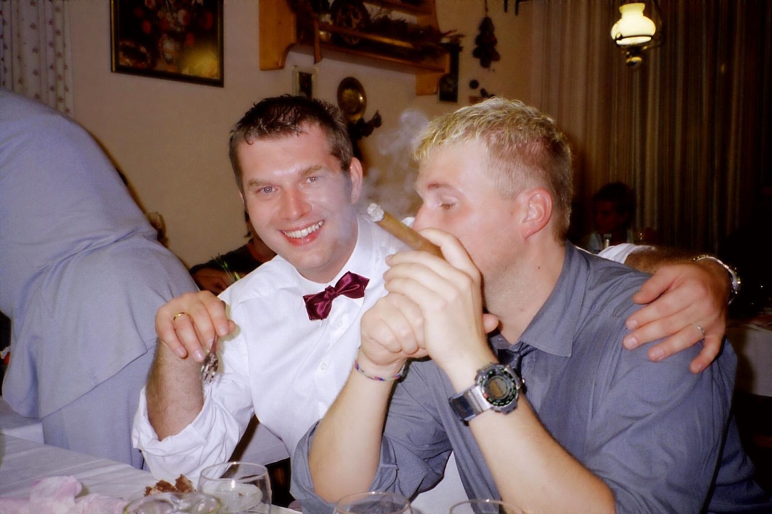 mit Freund Erich